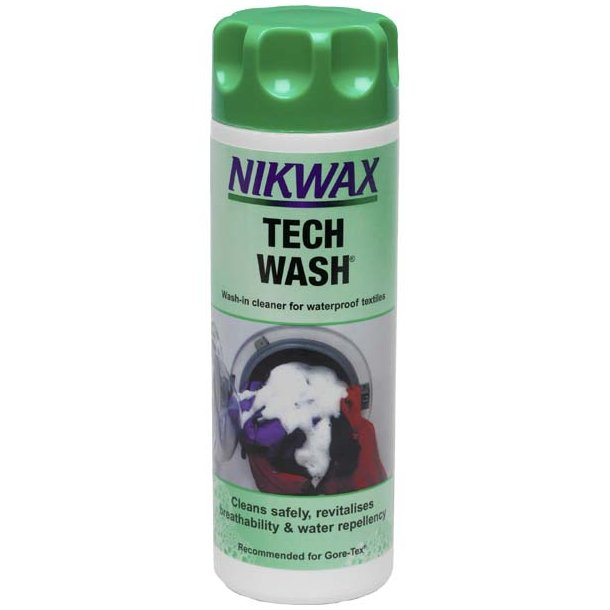 Nikwax Tech Wash 300 ml.