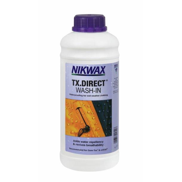 Nikwax TX Direct 1 liter.